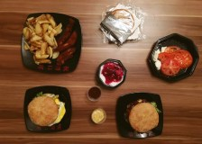 Meat in Bun Lieferheld Bestellung - 3