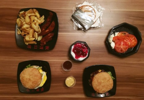 Meat in Bun Lieferheld Bestellung - 6