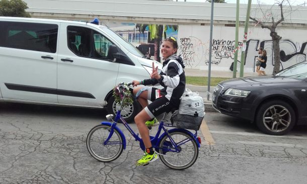 Heimreise :) after Ironman 70.3 Pescara