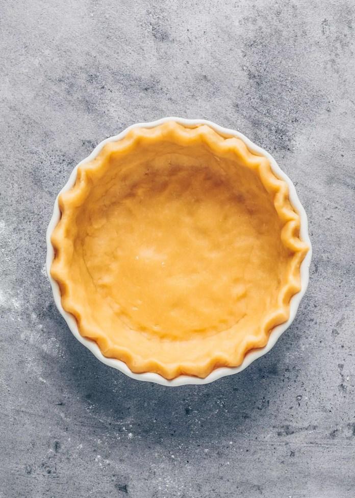Easy Vegan Pie Crust Recipe Bianca Zapatka Recipes