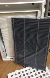 シャープ 加湿なし空気清浄機フィルター