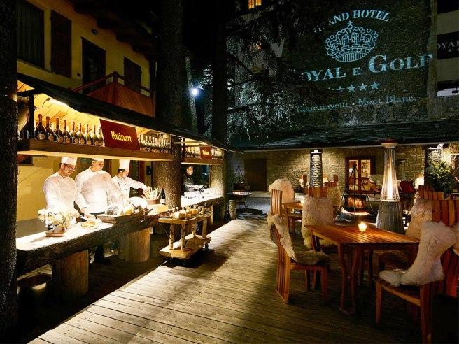 hotel-cantina-courmayeur-ristorante