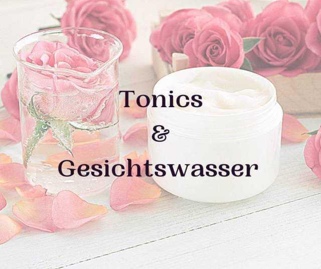 Rosen Rosenwasser Tonic Gesichtswasser