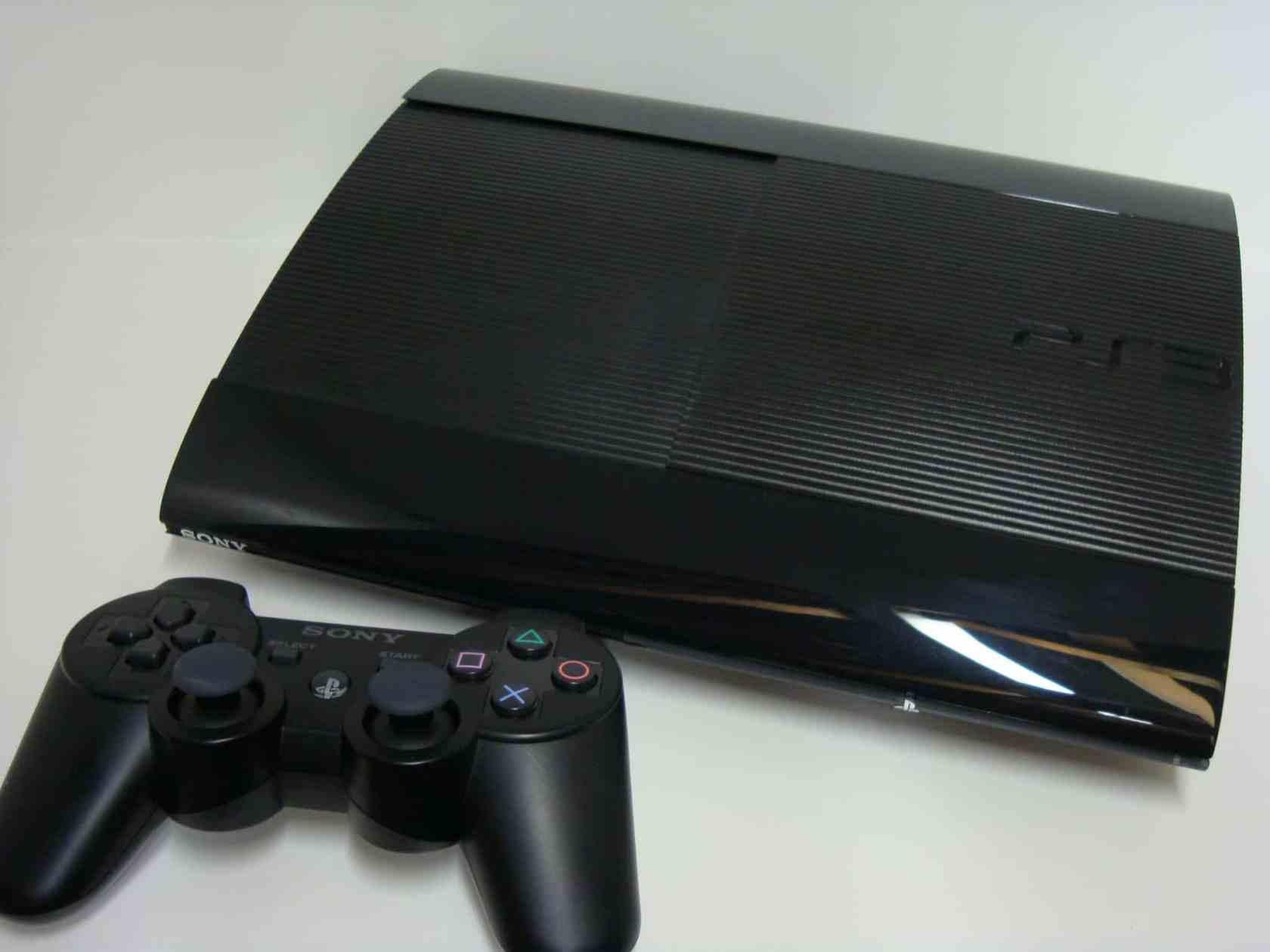 Playstation3 Ultraslim E3 How T – Meta Morphoz