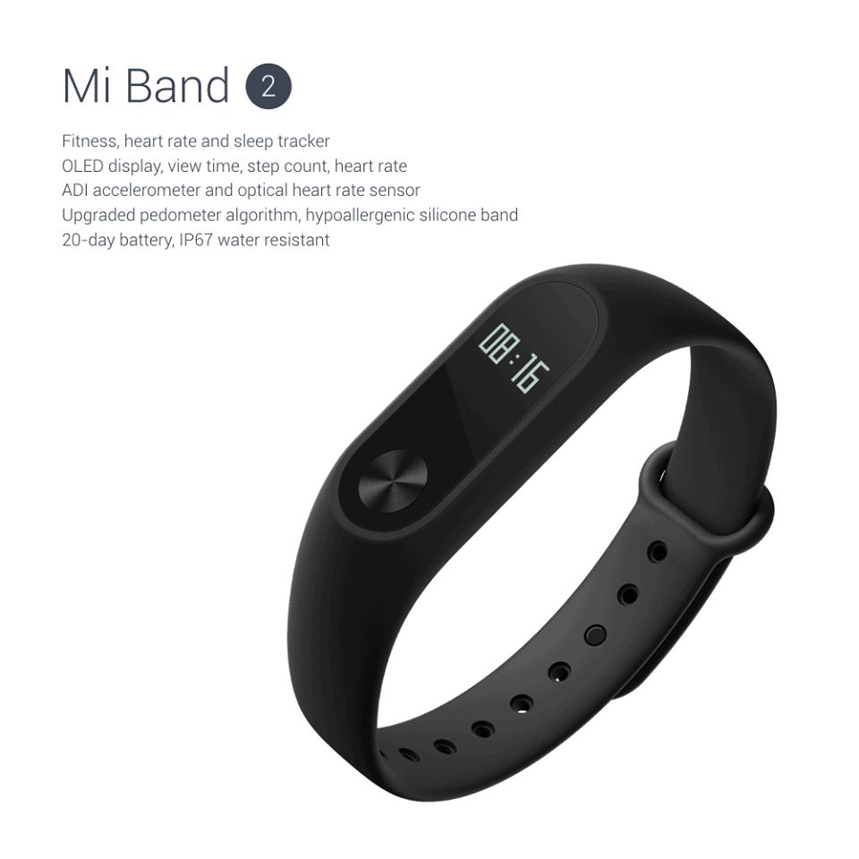 Biareview com - Xiaomi Mi Band 2