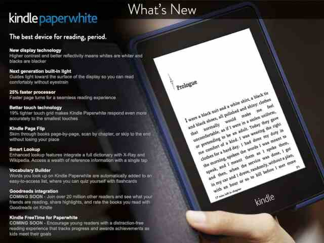 Biareview Com Kindle Paperwhite