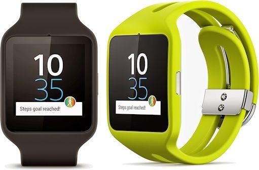 Biareview com - Sony Smartwatch 3