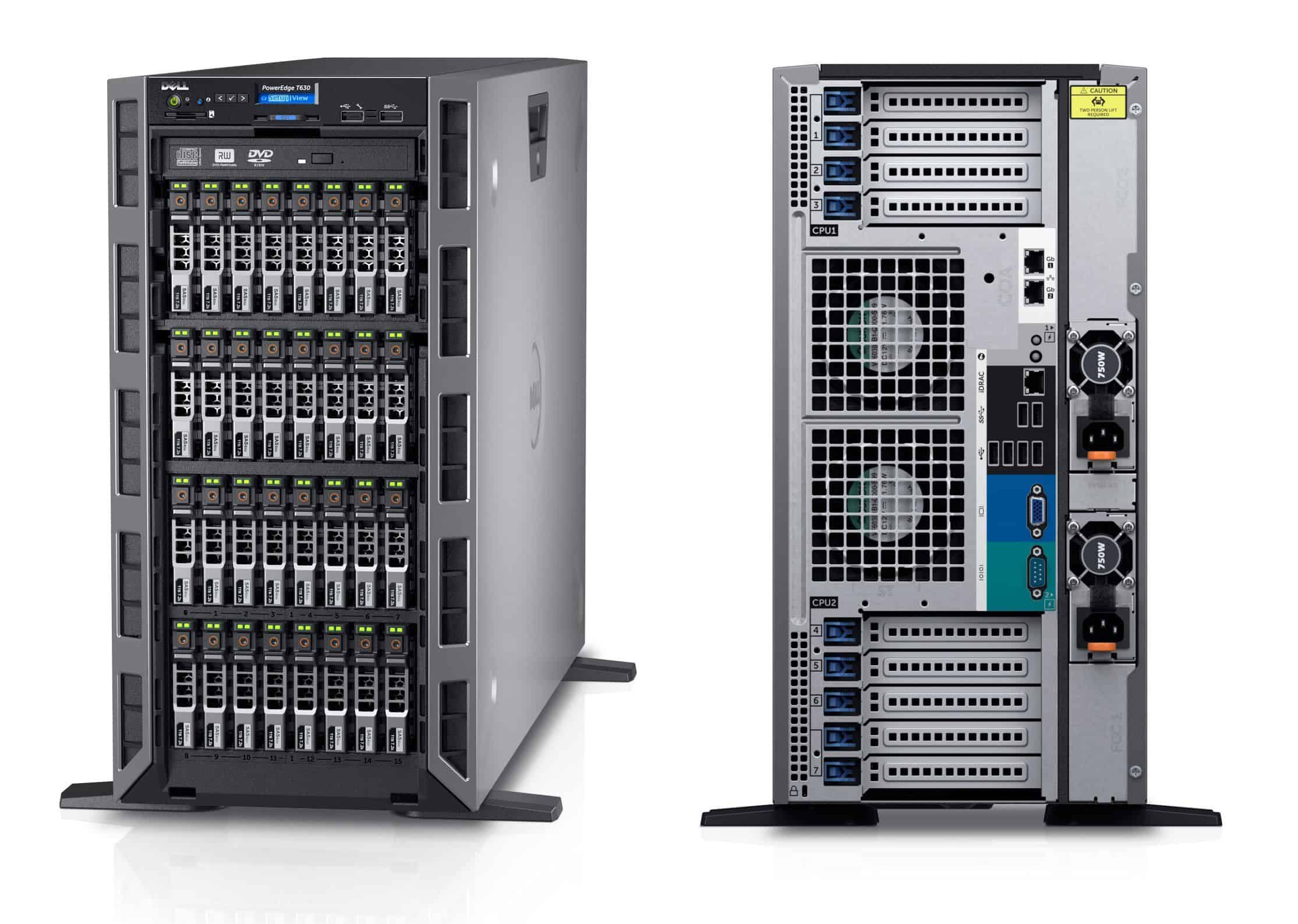 Biareview com - Dell PowerEdge T630