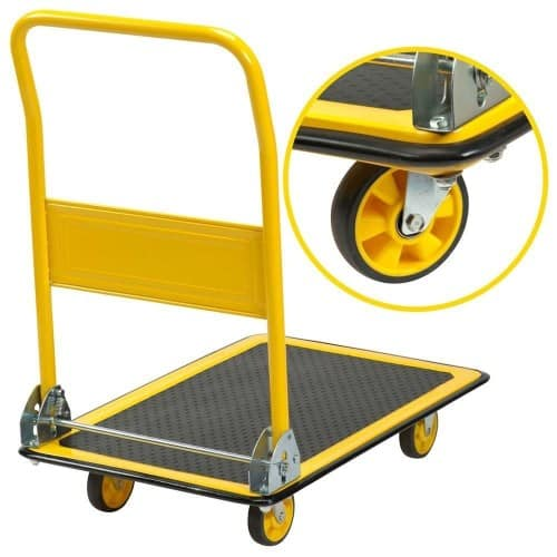 biareview com top 5 best hand trolley