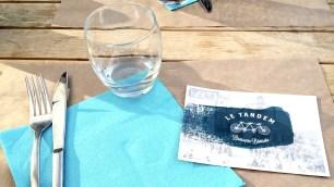 Restaurant Le Tandem Biarritz Place Sainte Eugénie