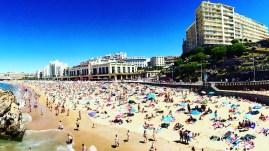 Beach Grande Plage Biarritz