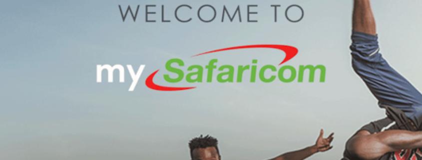 What is mySafaricom App