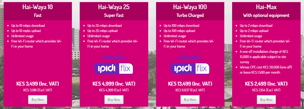 Liquid Telecom Kenya launches Hai for Home and Business Internet