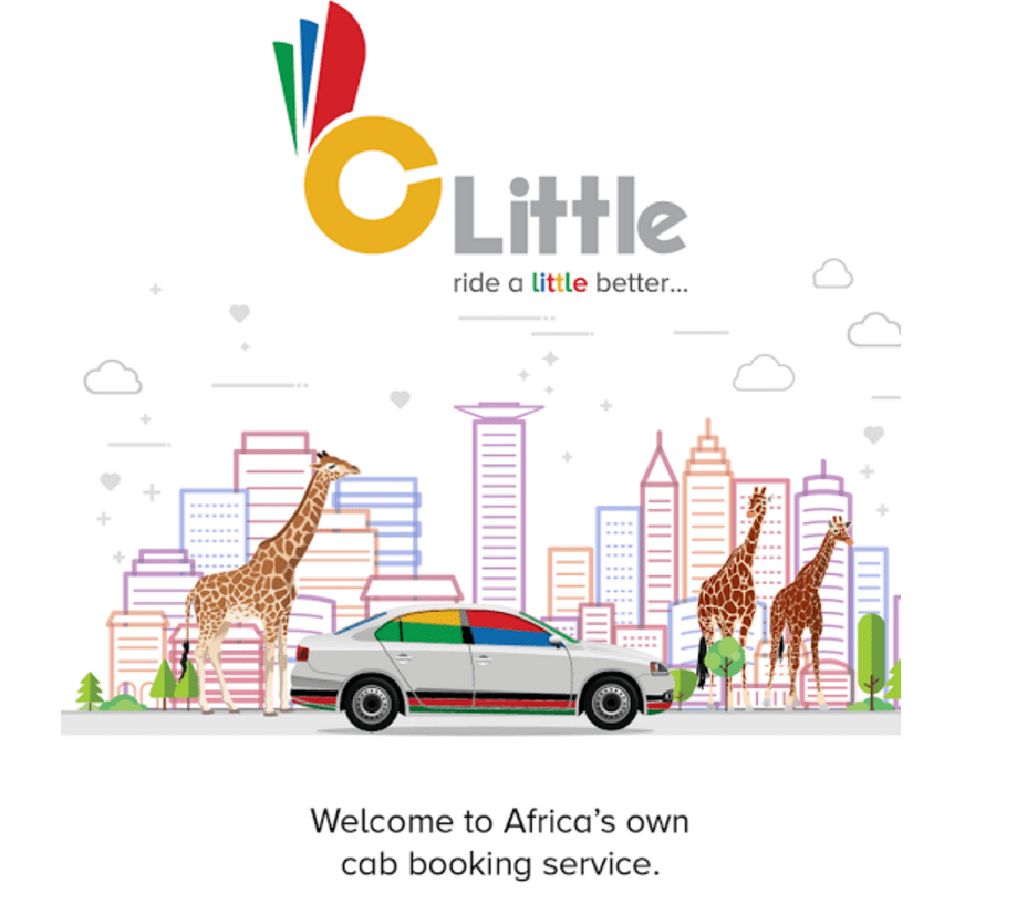 How to install the Little Cab Android App for Riders
