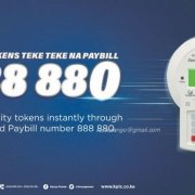 How to Buy Kenya Power (KPLC) Prepaid Tokens via M-PESA