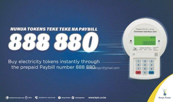 How to Buy Kenya Power (KPLC) Prepaid Tokens via M-PESA