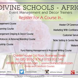 Divine Schools - Africa