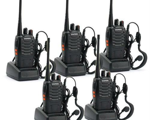 Baofeng- Radio Call