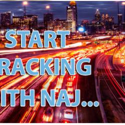 Start tracking with NAJ