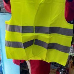 Heavy reflector vest