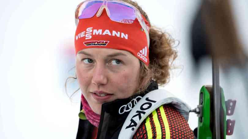 Laura Dahlmeier nouvelle consultante TV pour la ZDF   Biathlon Live