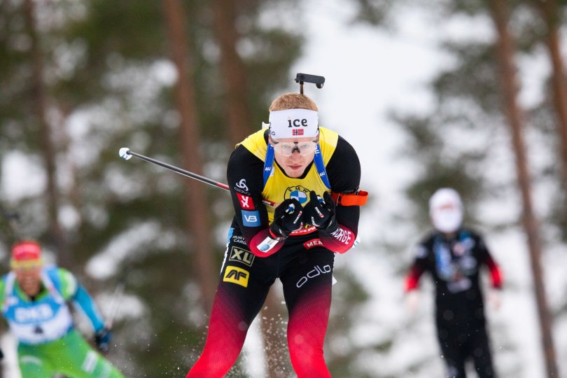 Johannes Boe - Icon Sport