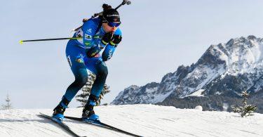 Julia Simon - Adelsberger/EXPA Pictures via VOIGT Fotografie