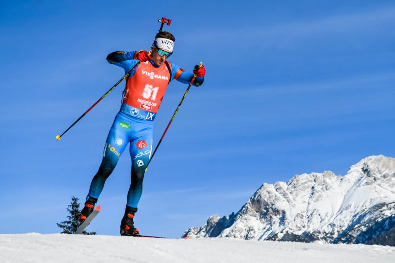 Fabien Claude - Adelsberger/EXPA Pictures via VOIGT Fotografie