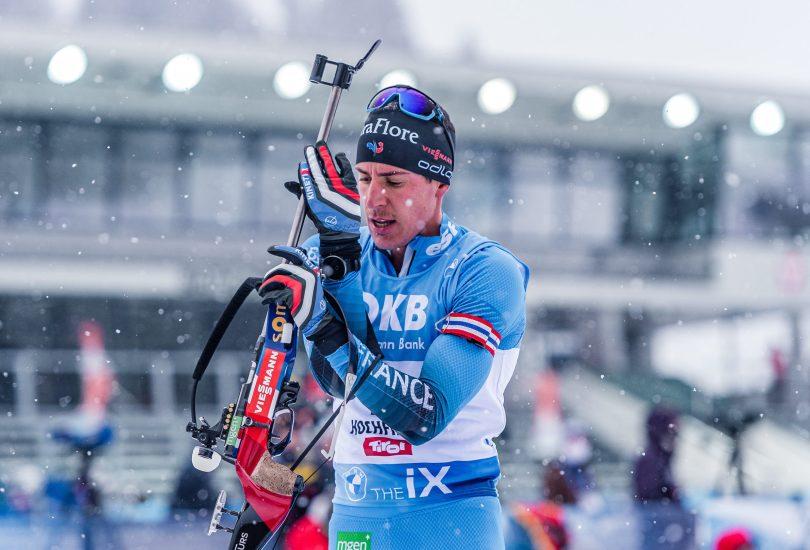 Quentin Fillon Maillet - EXPA/Adelsberger via VOIGT Fotografie