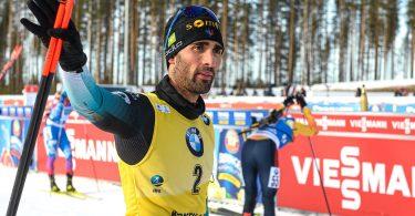 Martin Fourcade - Andrei Invanov