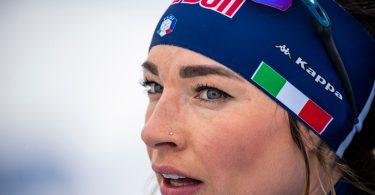 Dorothea Wierer - Kevin Voigt