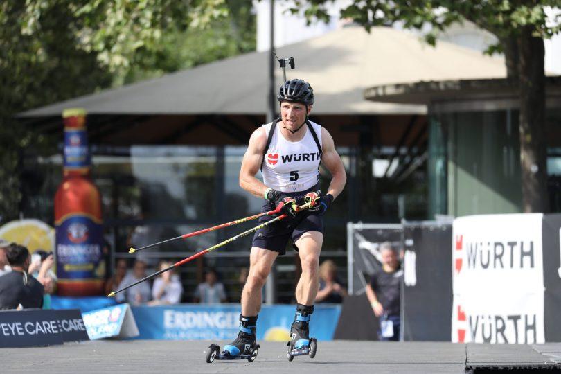 Erik Lesser - City Biathlon / Biathlon Live via Julien Klein