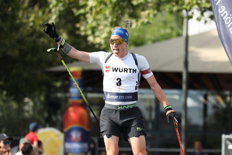 Lukas Hofer - City Biathlon / Biathlon Live via Julien Klein