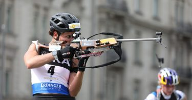 Julia Simon - City Biathlon / Biathlon Live via Julien Klein
