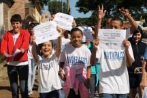 7o ano da Escola Benedito Mattarazo, da rede municipal de São José dos Campos/SP