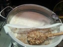 Malty porridge!