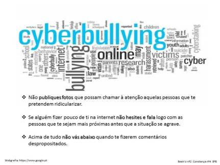 cyberbullying_Beatriz e Constança -8ºB