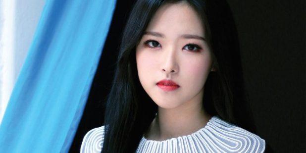 Loona Members | Olivia Hye