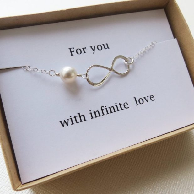 Enchanting White Bracelet