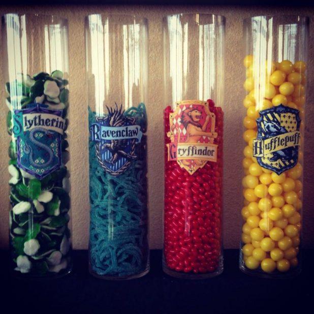 Interesting Magic Club for Candy Jar