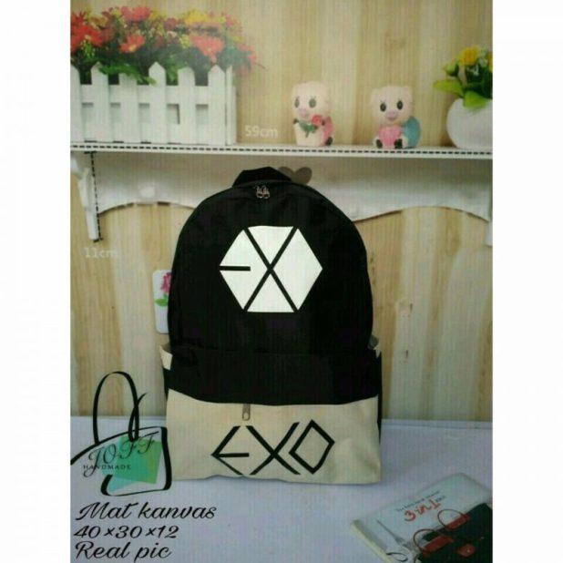 Elegant Backpack for K-Pop Lovers