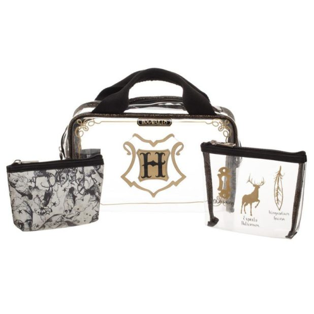 Cool Transparent Hogwarts Bag