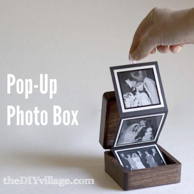 Wonderful Pop-Up Photo Box