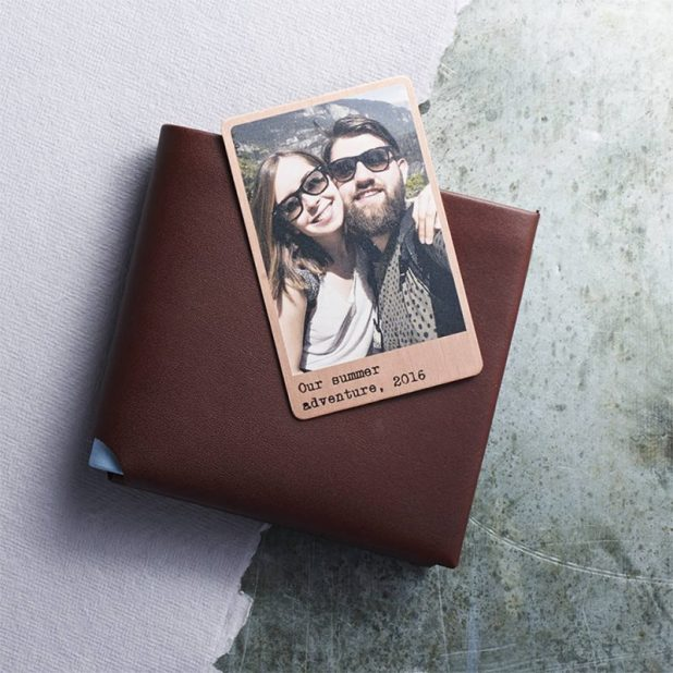 Gift Ideas for Husband - Elegant Leather Wallet for Husband Birthday Gift