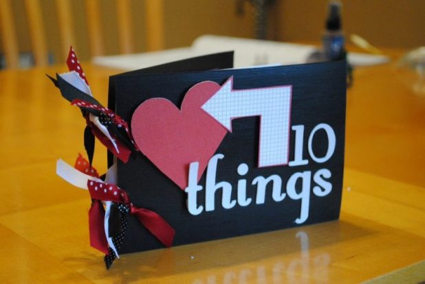 Sweet DIY Gifts For Boyfriends