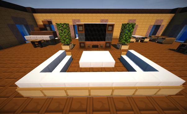 cool minecraft house ideas inside