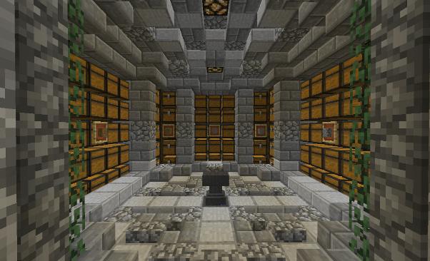 Cool Minecraft Underground Base Ideas - Bib And Tuck
