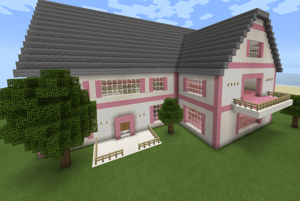 Minecraft House Ideas For Different Settings And Conditions Bib