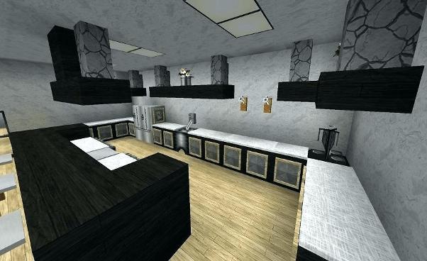 Best Modern Minecraft Kitchen Ideas