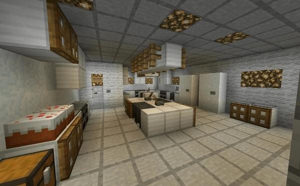 Best Modern Minecraft Kitchen Ideas Bib And Tuck